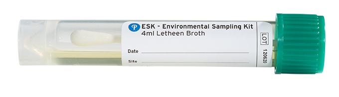 Puritan ESK Sampling Kit - 4ml Letheen Broth