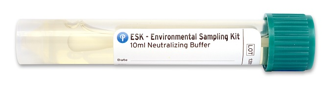 Puritan ESK Sampling Kit - 10ml Neutralizing Buffer