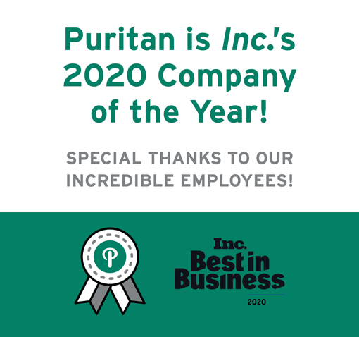 INC Company Of Year