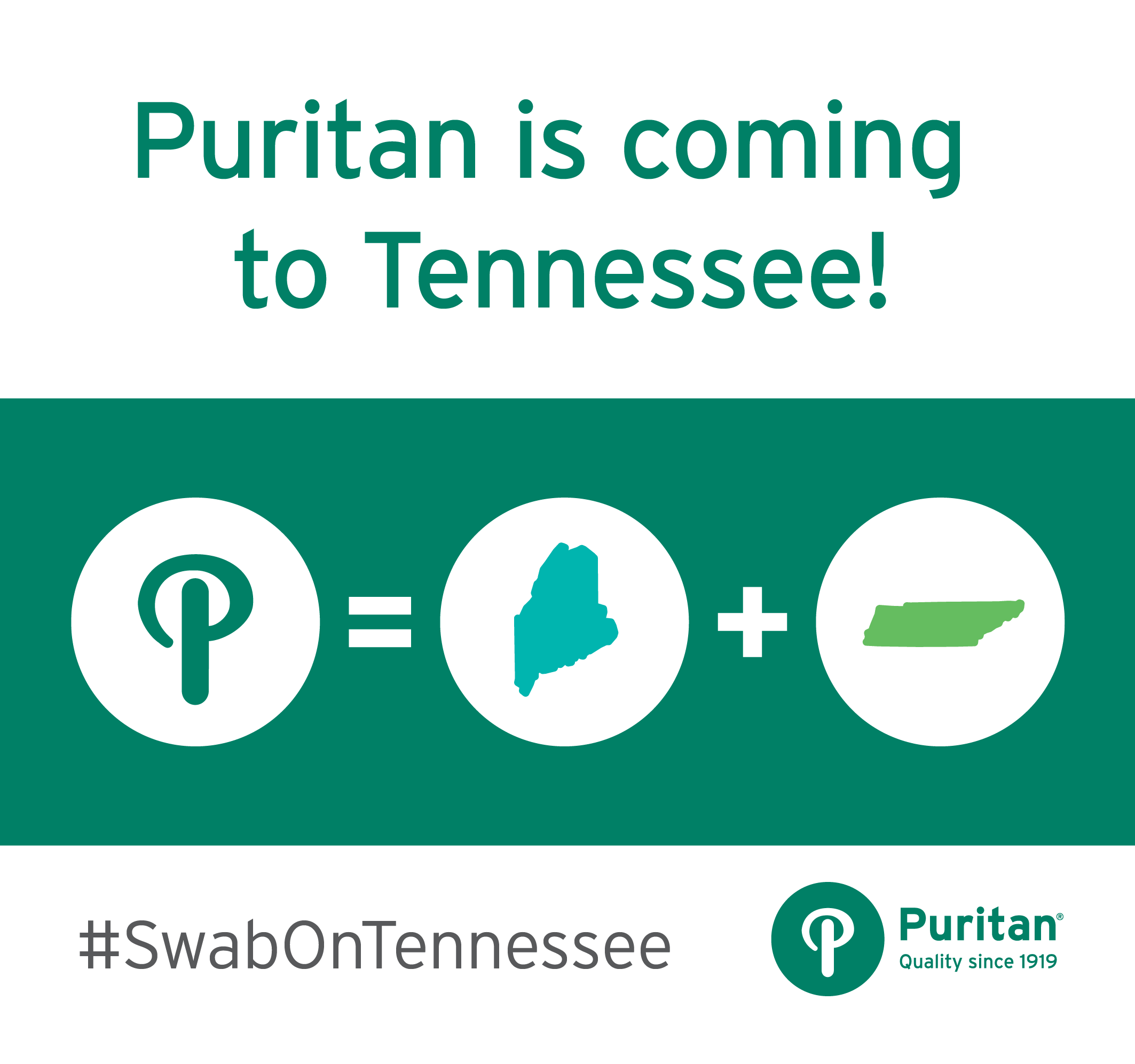Puritan Is Coming To Tennessee