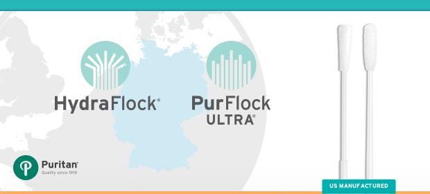 Puritan Flocked Swab Patents Upheld in Germany