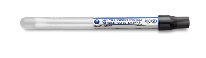 1//10 Diameter x 6 Length Puritan 25-806-2PD Polyester Tipped Sterile Applicators//Swabs with Semi-Flexible Plastic Shaft Case of 2000