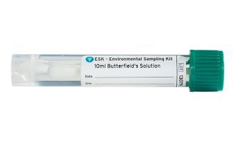Puritan ESK Sampling Kit - 10ml Butterfield's Solution